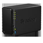 Synology Diskstation 2 disc